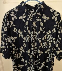 Old Navy Mens Casual Button Down